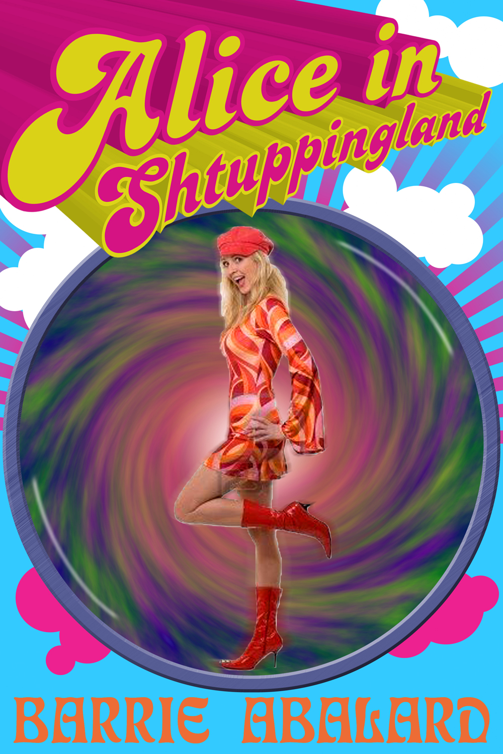 cover for Alice in Shtuppingland