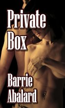book cover private box